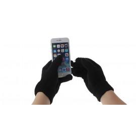 Bluetooth V3.0+EDR Touch Sensitive Talking Gloves for Smartphones (Pair)